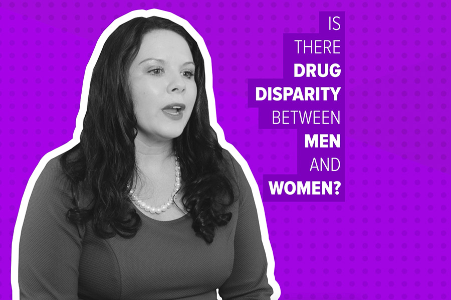 The Drug Disparity